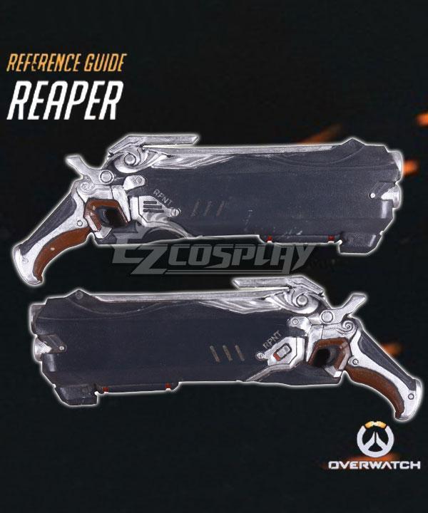 ECW0781 Overwatch OW Reaper Gabriel Reyes Gun Cosplay Weapon Prop