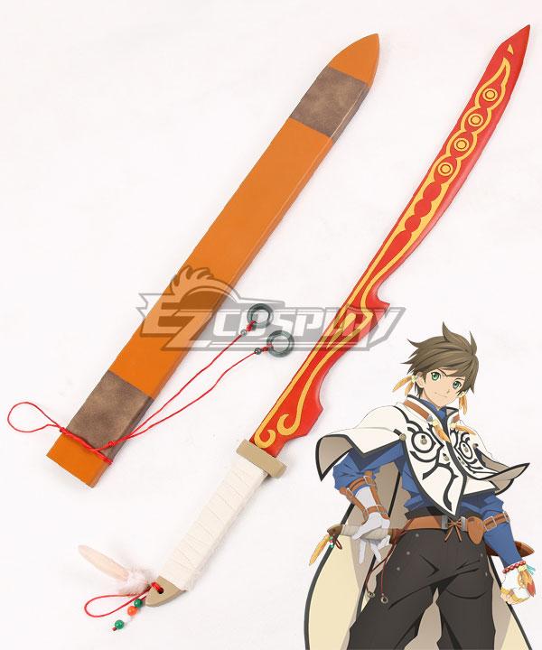 Anime Costumes ECW0792 Tales of Zestiria the X Sorey Sword A Cosplay Weapon Prop