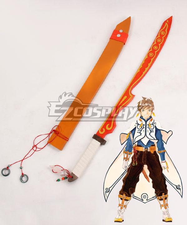 Anime Costumes ECW0793 Tales of Zestiria the X Sorey Sword B Cosplay Weapon Prop