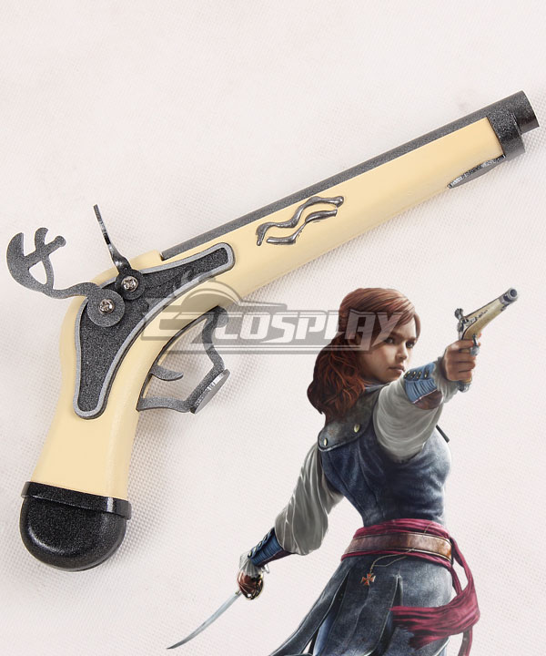 ECW0803 Assassin's Creed Unity Elise Gun Cosplay Weapon Prop