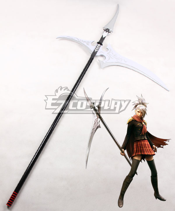 ECW0804 Final Fantasy Type-0 Sice NO.6 Scythe Cosplay Weapon Prop