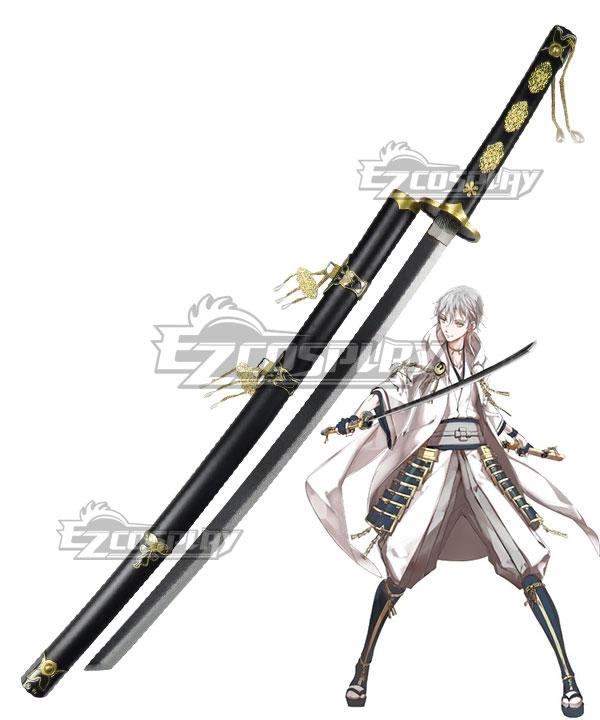 Anime Costumes ECW1128 Katsugeki Touken Ranbu Tsurumaru Kuninaga Sword Cosplay Weapon Prop