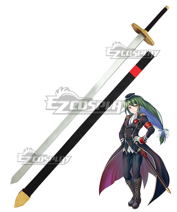 Anime Costumes ECW1129 Re: Life In A Different World From Zero Crusch Karsten Sword Cosplay Weapon Prop