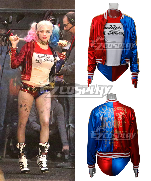 Harley Quinn Suicide Squad Costume | Halloween Ideas For Women