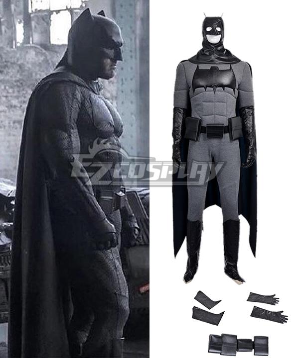 DC Comics Batman Bruce Wayne Cosplay Costume None