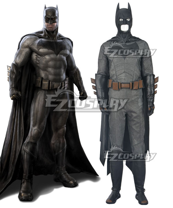 Batman v Superman: Dawn of Justice Bruce Wayne Cosplay Costume None