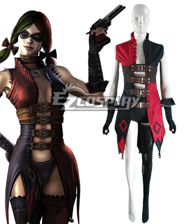EDCG065 DC Comics Injustice Harley Quinn Cosplay Costume