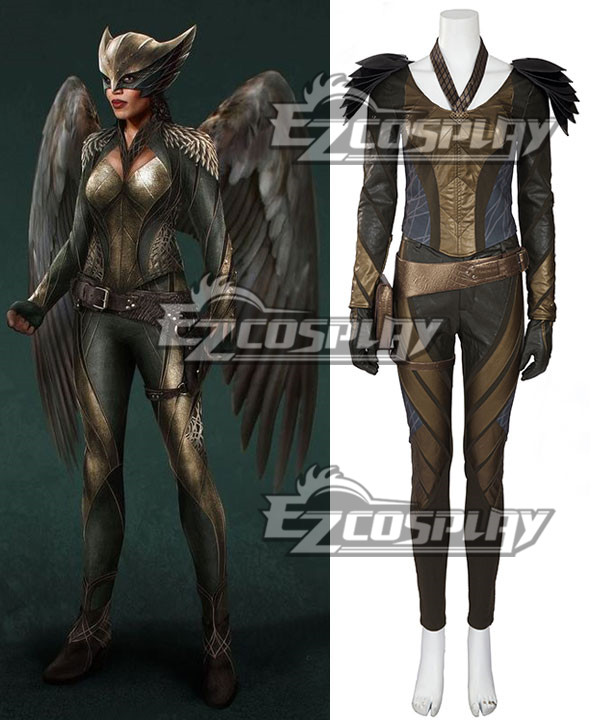 Legends of Tomorrow Kendra Saunders Hawkgirl Cosplay Costume None
