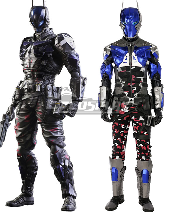 Batman: Arkham Knight Arkham Knight Cosplay Costume - Including Boots EDCG118
