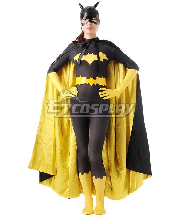 DC Comics Batwoman Batman Batgirl Cosplay Costume None