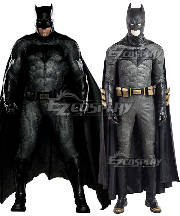 Anime Costumes EDCG144 DC Young Justice Batman Bruce Wayne Cosplay Costume (No Boot)