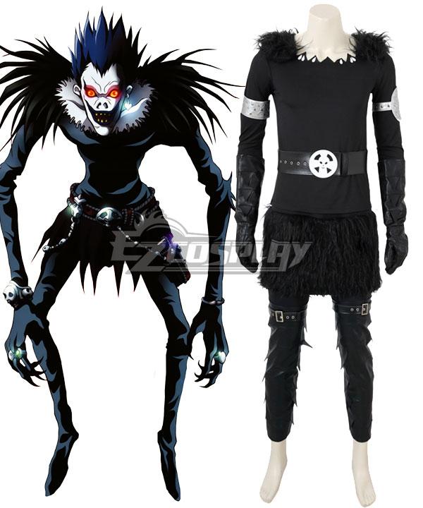 Death Note Shinigami Ryuuku Ryuk Cosplay Costume None