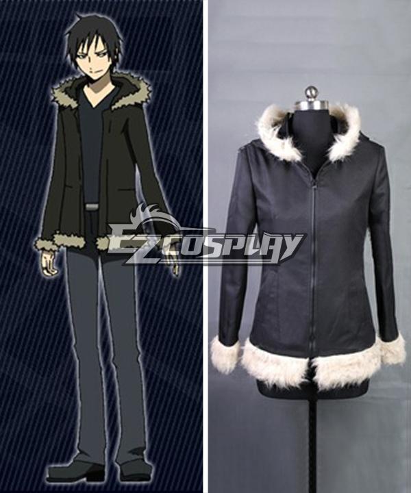 DuRaRaRa!! Orihara Izaya Gray Cosplay Costume - Only Coat