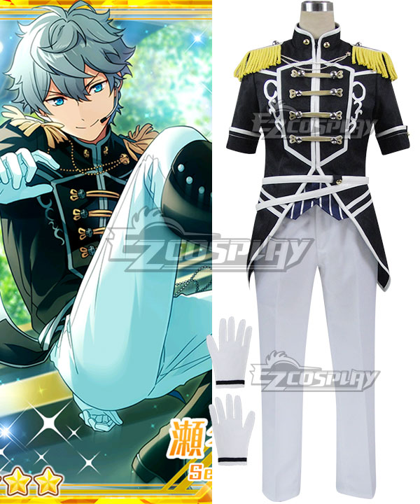 Ensemble Stars Judge! Black and White Duel Adoring Past Izumi Sena Cosplay Costume None