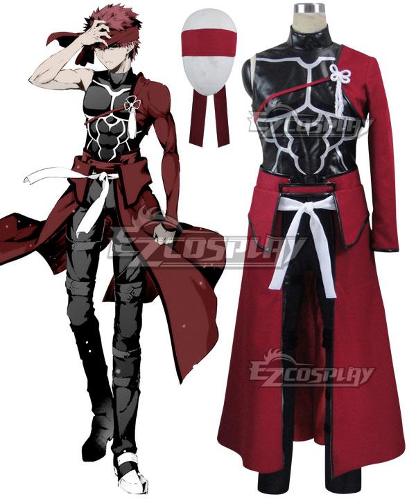 Fate Kaleid Liner Prisma Illya Shirou Emiya Archer Cosplay Costume None