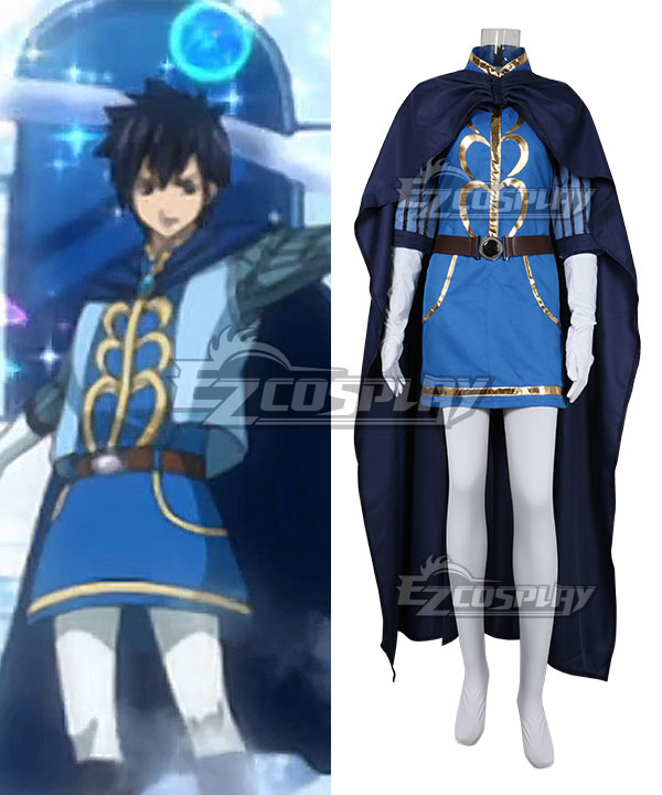 EFT0055 Fairy Tail Gray Fullbuster  in the Fantasia Festival Cosplay Costume