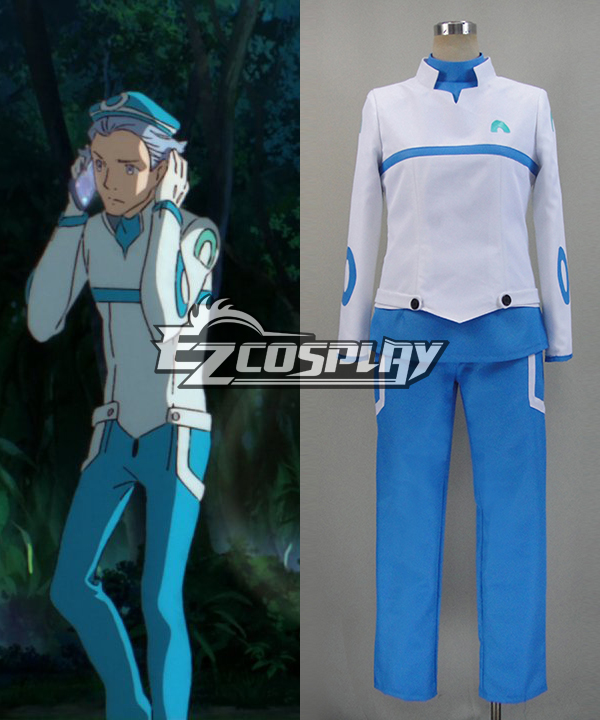Gundam Reconguista in G (G-reco) Bellri Zenam Cosplay Costume None