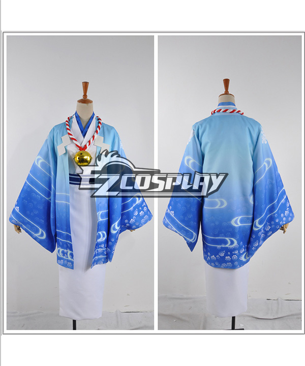 Gugure! Kokkuri-san Kokkuri Uniform Cosplay Costume