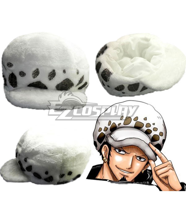 One Piece Trafalgar D Water Law 2Y Hat Cosplay Accessory Prop