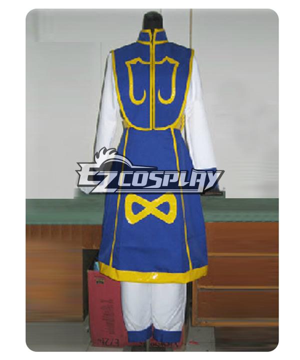 Hunter×Hunter Kurapika Cosplay Costume