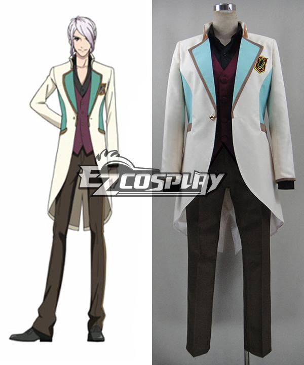 High School Star Musical Itsuki Ootori Uniform Cosplay Costume