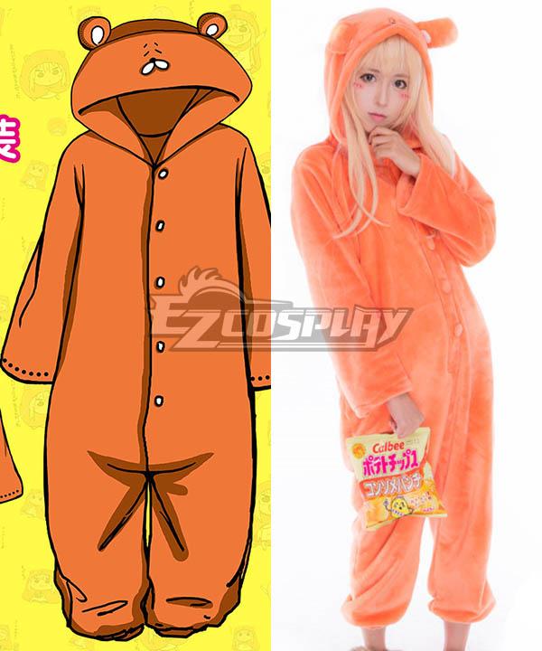 Image of Himouto! Umaruchan Doma Umaru UMR Piece Pajamas Coverall Cosplay Costume