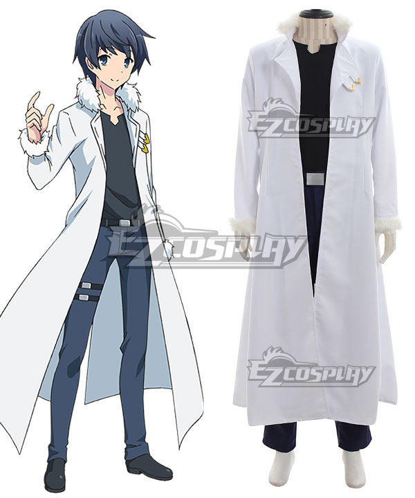 In Another World With My Smartphone Isekai wa Smartphone to Tomo ni. Touya Mochizuki Cosplay Costume EIAW001