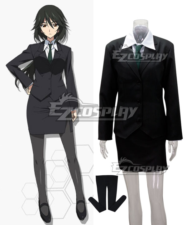 Infinite Stratos Omadara Chifuyu Cosplay Costume