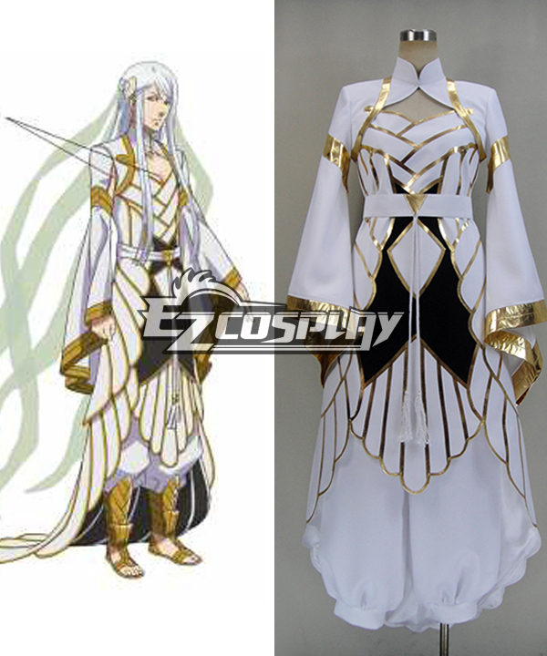 Kamigami no Asobi: Ludere deorum  Balder Hringhorni New Ver. Cosplay Costume None
