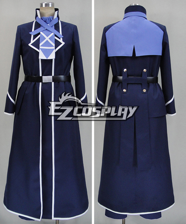 Log Horizon 2 Shiroe Cosplay Costume