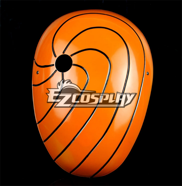 Naruto Uchiha Madara PVC Cosplay Mask