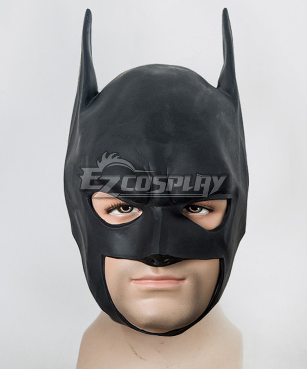DC Comics Batman v Superman: Dawn of Justice Batman Mask Latex Halloween Mask None