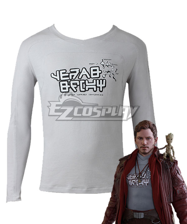 Marvel Guardians of the Galaxy Vol. 2 Star-Lord Peter Jason Quill Underwear Cosplay Costume None
