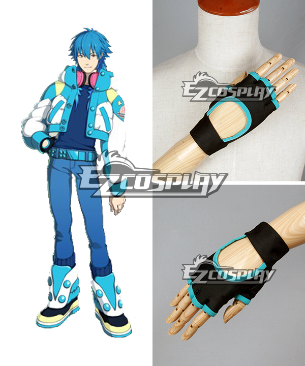 DMMD DRAMAtical Murder Seragaki Aoba Glove Cosplay Accessories