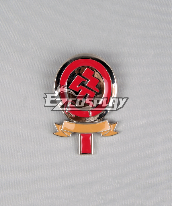 Ao no Exorcist Blue Exorcist Positive Cross Knights Okumura Rin Cosplay Accessories