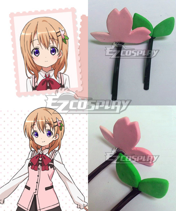 Gochuumon wa Usagi Desu ka? Is the Order a Rabbit? Cocoa Hoto Cosplay Hair Accessory