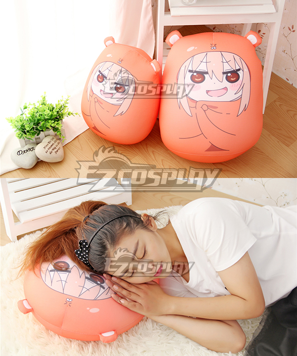 Image of Himouto! Umaruchan Umaru Doma Foam Particles Pillow Cosplay Accessory