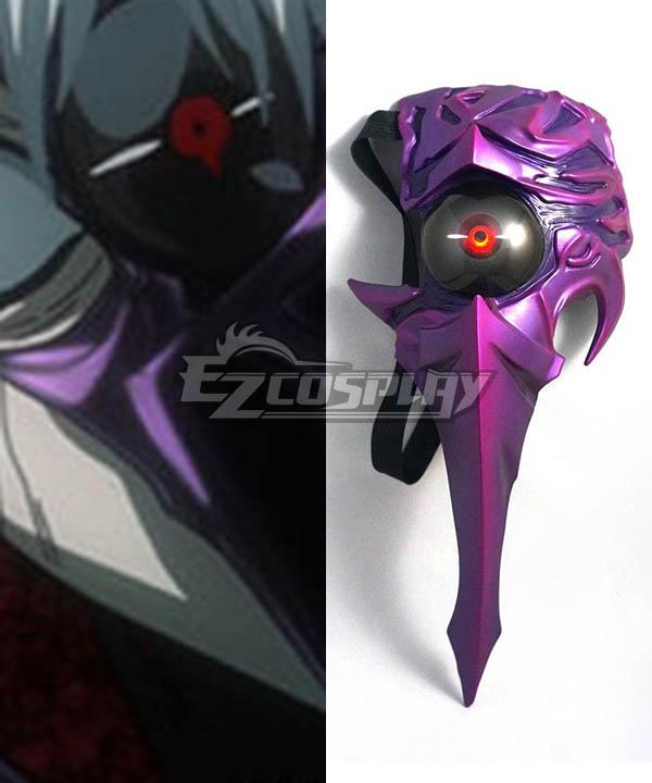 Tokyo Ghoul Tokyo Guru ��A Kaneki Ken Mask Cosplay Accessory Prop None
