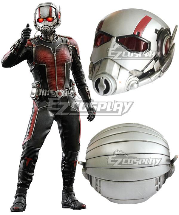 ENA0249 Marvel Ant Man Henry Hank Pym Helmet Mask Cosplay Accessory Prop