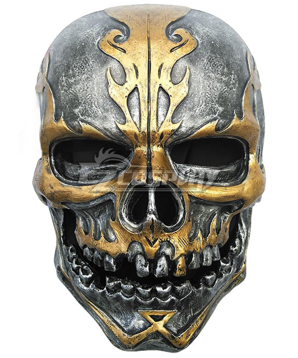 Pirates of the Caribbean: Dead Men Tell No Tales Captain Jack Sparrow Halloween Mask Cosplay Accessory Prop