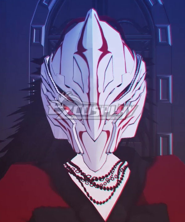 RWBY Volume 2 Raven Branwen New Mask Cosplay Accessory Prop None