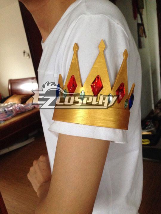 No Game No Life Sora Arm Crown Imperial Crown Replica EVA Cosplay Accessory Prop