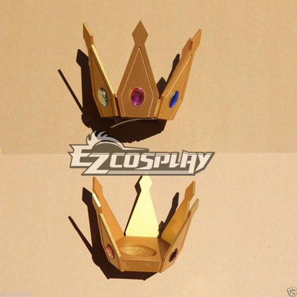 No Game No Life Shiro Imperial Crown Cosplay Accessory Prop None