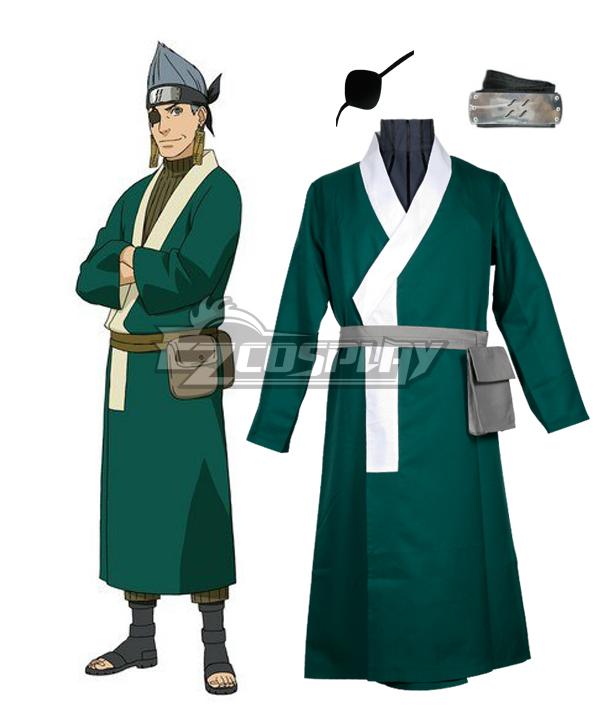 Naruto Shippuuden Ao Cosplay Costume