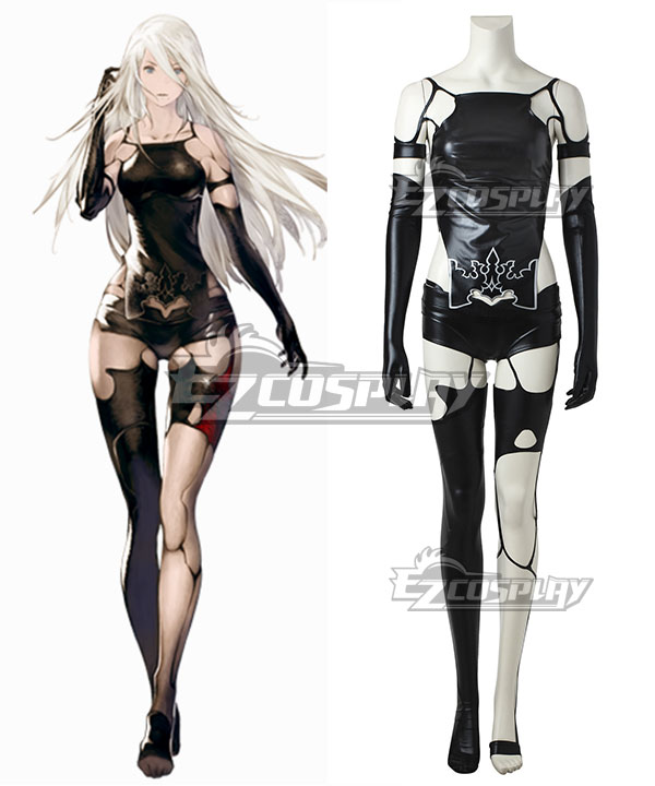 Anime Costumes ENRA015 NieR: Automata YoRHa Type A No.2 A2 Cosplay Costume