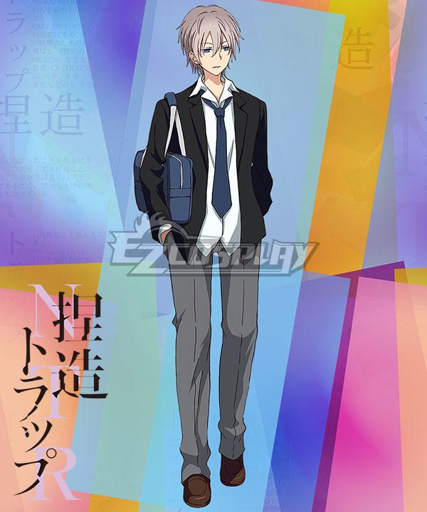 Anime Costumes ENTR003 NTR: Netsuzou Trap Fujiwara Cosplay Costume