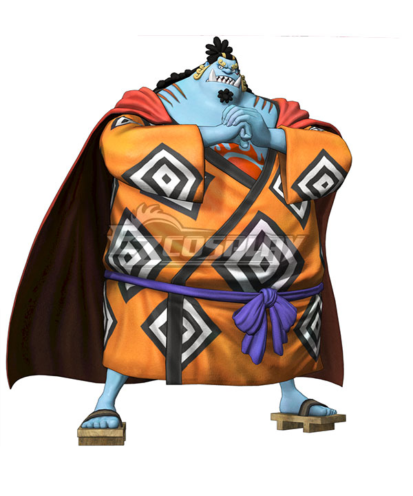 Anime Costumes EOP0083 One Piece Jinbe Cosplay Costume