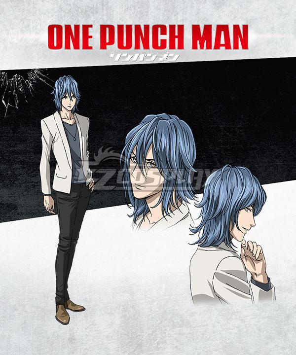 One Punch Man Handsome Kamen Amai Mask Ikemen Kamen Amai Masuku Cosplay Costume