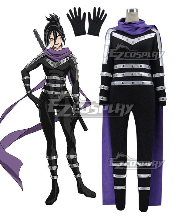 One Punch Man Speed of Sound Sonic Onsoku no Sonikku Cosplay Costume