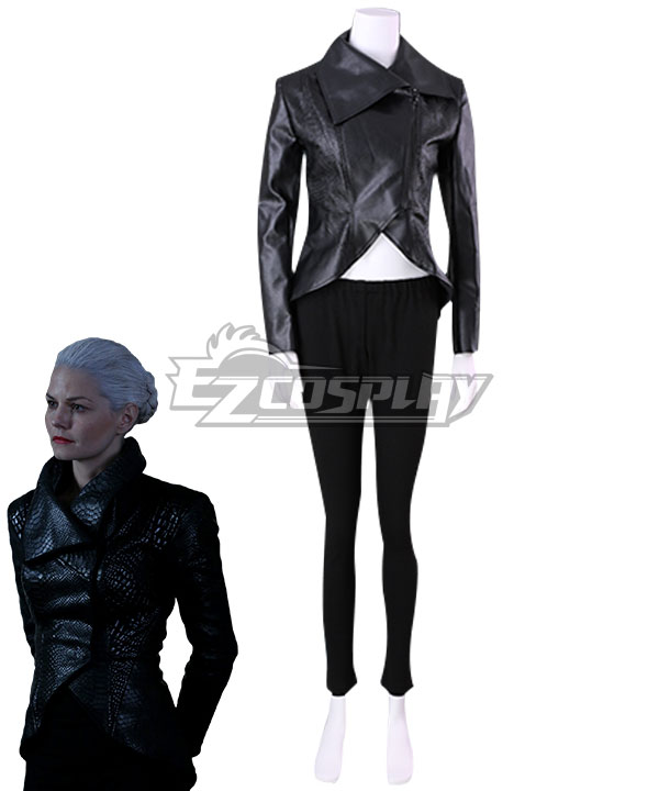 Once Upon A Time Emma Swan Cosplay Costume EOU006